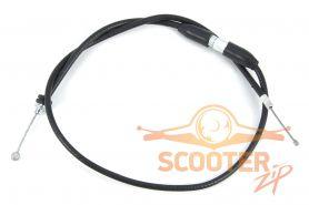 Трос газа 4Т (HL=660mm, FL=70mm) для квадроцикла ATV50-125 ТИП2