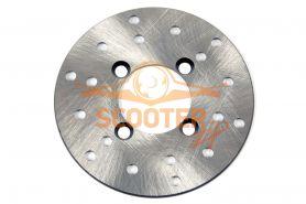 Тормозной диск для квадроцикла ATV 50-110Utt (110x40x4) (отв: 4x35) передний