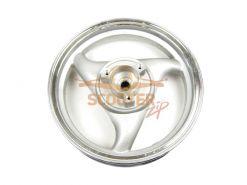 Диск колеса 12 x 2.50 задний дисковый тормоз (19 шлицов)  для китайского скутера