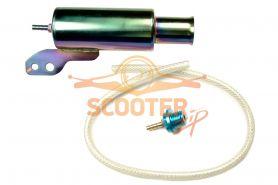 Система охлаждения масла двигателя