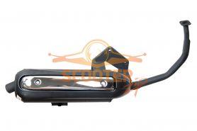 Глушитель для скутера 4T 157QMJ-H IRBIS SKYNET