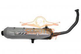 Глушитель для скутера 4T 157QMJ-H IRBIS GRACE