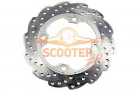 Тормозной диск для скутера IRBIS GRACE, SKYNET, DRAGON задний