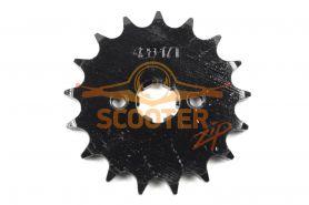 Звезда ведущая 428-17T для мопеда DELTA, ALPHA / IRBIS TTR-110, TTR125