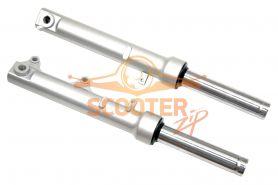 Амортизатор передний (комплект) для скутера Honda Lead (дисковый тормоз)