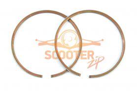 Кольца поршневые для скутера с двигателем 2T 1E40QMB/JOG(3KJ) d-44