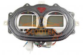Приборная панель ЖК для скутера Stels Skif/ Vento Zip, TINGER, FLASH, TACTIC