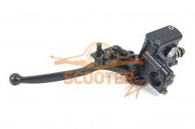 Тормозная машинка заднего тормоза с рычагом для снегохода IRBIS DINGO T125, T150; ATV70-150Utt