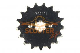 Звезда ведущая 420-17T для мопеда DELTA, ALPHA