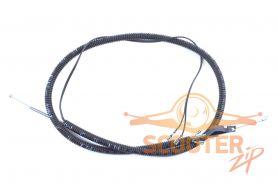 Набор тросика и проводов в сборе для мотокосы HUSQVARNA 225R, 227R, 235R
