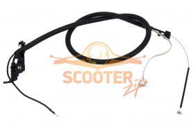 Набор тросика и проводов в сборе для мотокосы HUSQVARNA 545 FX/FXT/RX/RXT