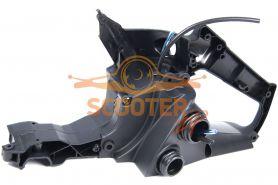 Рукоятка задняя в сборе для бензопилы PARTNER P340S, P350S, P360S