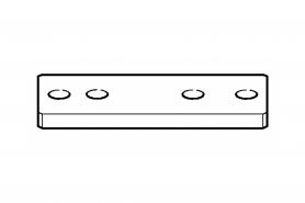 ℗ Фланец ms-201, 241, 251, 271, TS-800 стор. вып.