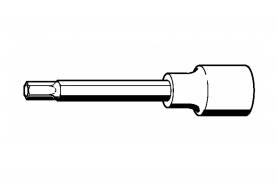 ℗ Вставка 1/2 BT-45 для патрона бура