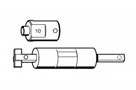 ℗ Монтажный инстр. с/колец 10мм ms-211, 250, 260, 280, 390, 440, FS-450, TS-400