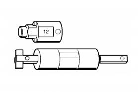 ℗ Монтажный инстр-нт 12 ms-660, TS800 ст. кольца поршня