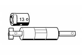 ℗ Монтажный инстр-нт 13 ms-880 ст. кольца поршня