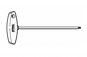 ℗ Ключ T27*200 т-обр.