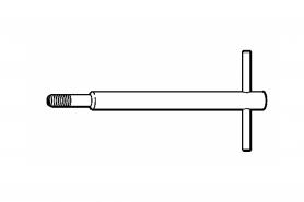 ℗ Демонтажный инструмент RE 142, 162 клапана