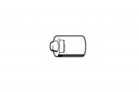 ℗ Втулка для стоп. колец FS-50, 70 к м/у для уст ст.к.