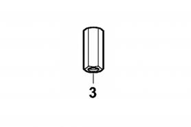 ℗ Переходник съемника /3/ Ts-760 (вх. в наб. 59100072205)