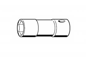 ℗ Вставка DIN3124-S19х12, 5L (сцепл.) ms-361