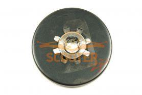 Шайба редуктора для бензокосы ECHO SRM2305, 2655, 330, 350, 4605 защитная (комплект) (2013 г.)