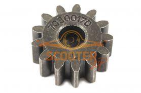 Шестерня привода правого колеса LM4626,4627,4630,5130,5131 L на один штифт