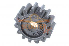 Шестерня привода правого колеса для газонокосилки CHAMPION LM4840,5345,5345BS L на один штифт