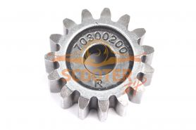 Шестерня привода левого колеса для газонокосилки CHAMPION LM4840,5345,5345BS R на один штифт
