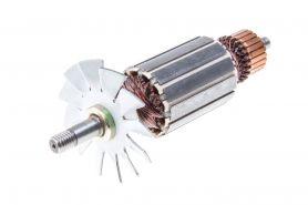Ротор MAKITA 1911B (L-160 мм, D-41 мм, резьба М9 (шаг 1.25 мм)) аналог 516083-5