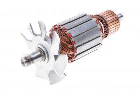 Ротор MAKITA 3601B (L-158.5 мм, D-49 мм, резьба М12 (шаг 1.0 мм)) аналог 513304-6
