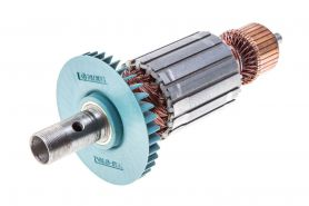Ротор MAKITA 3612C (L-211.5 мм, D-54 мм, резьба М20 (шаг 1.0 мм)) аналог 516508-9