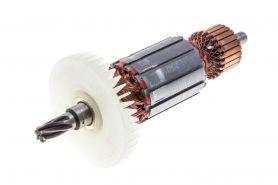 Ротор MAKITA HR2400 (L-148.5 мм, D-35 мм, 6 зубов, наклон вправо) аналог 515163-4