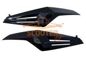 Нижние боковые обтекатели задние (компл. 2шт) для скутера Stels Vortex