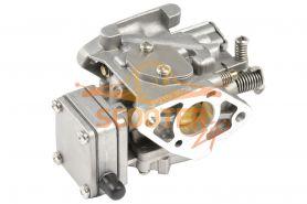Карбюратор, лодочный мотор Tohatsu/Mercuru/Hidea 6.8/8/9.8 л.с. (3B2-03200-0) (Тайвань)