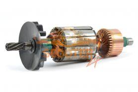 Ротор РОСТОВ ИЭ-1022 К (L-172 мм, D-42 мм, 7 зубов, наклон влево) (ОРИГИНАЛ)