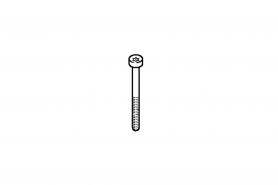 ℗ Винт съемника ZS IS М5х72х32 (вх. в 59100072200)