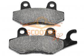 Колодки тормозные передние правые  (2шт.) CF MOTO Z6 (9060-080810)