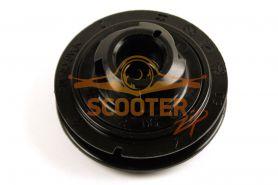 Храповик стартера ECHO SRM22,GT22 нового образца в комплекте с барабаном стартера
