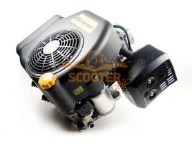 Двигатель 13 л.с. 340см3,  диам. вала 22.2 мм, шпонка, 27.6кг, G340VKE CHAMPION