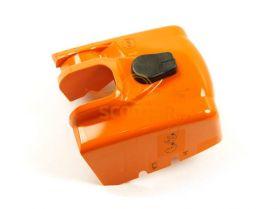 Крышка коробки карбюратора STIHL MS 210, 230, 250 (Оригинал)