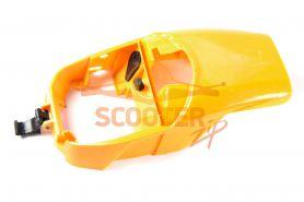 Крышка цилиндра CHAMPION 137/142 нового образца под защелку желтая 2014г.