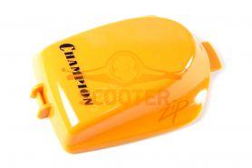 Крышка воздушного фильтра CHAMPION 250 (нового образца под защелку желтая)