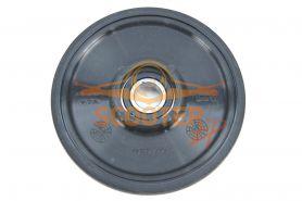 Ролик (каток) d-143mm диаметр внутренний 20мм для снегохода Arctic Cat Bearcat 570, 570XT, Z1XT (3604-039) Тайвань