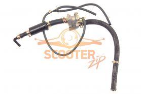 Клапан рециркуляции газов в сборе для скутера SAGITTA