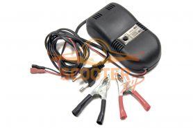 .Зарядное устройство для аккумулятора скутера и мото