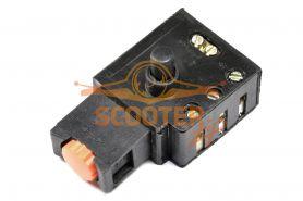 Выключатель  БУЭ мод. 03 3, 5А с фиксатором и регулятором оборотов (аналог Псков)
