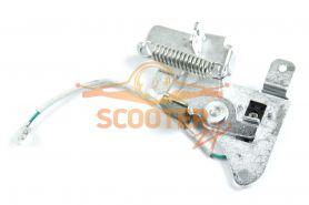 Выключатель двигателя CHAMPION LM4630,5131 с механизмом тормоза