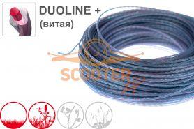 Леска для триммера 3,0мм* 15м DUOLINE ПЛЮС (витая) OREGON
